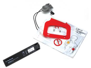 Chargepak m/ 1 sett elektroder til CR+