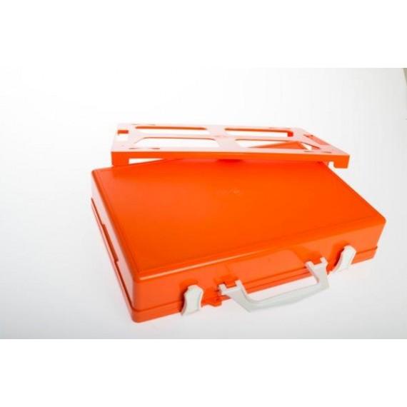 Førstehjelpskoffert komplett (medium)