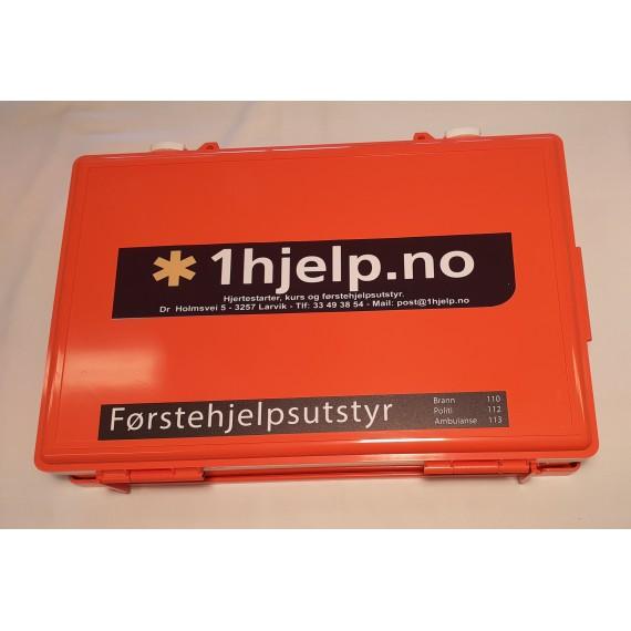 Førstehjelpskoffert T70 komplett inntil 25 personer (stor)