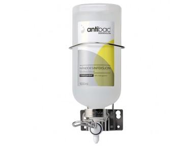Hånddesinfeksjon Antibac 85% m/dos.kapsel 1000ml