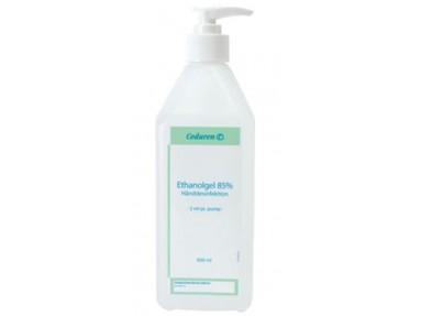 Hånddesinfeksjon Ceduren 85% m/pumpe 600ml