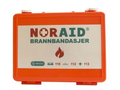 Noraid FOR BURNS brannbandasje skrin